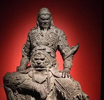 「三国志展」に三国時代の息吹は無いが、人形劇・横光ファンは愉しめたのかも