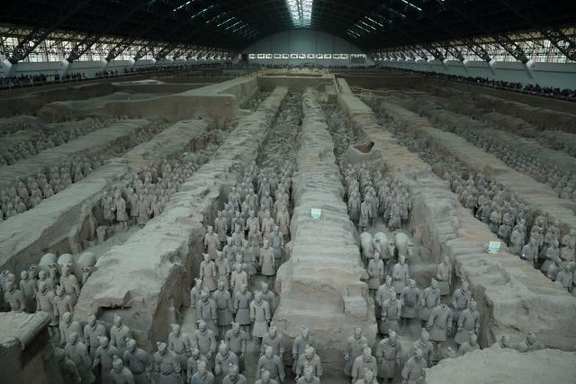中国「堀墓」風習と、死後世界に関する思想【ご質問回答3】